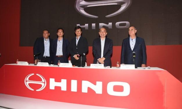 Calidad y durabilidad, bases de la oferta de Hino