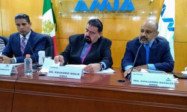 Demandan programa de apoyo al mercado interno automotor