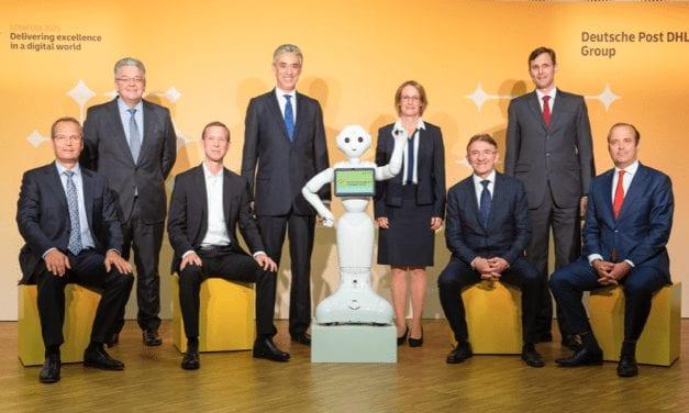 DHL implementará estrategia digital 2025
