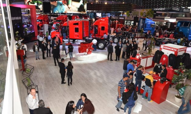 Creció 3.7% asistencia a Expo Transporte ANPACT