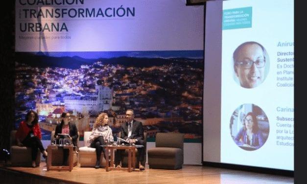 Conforman Consejo Técnico por la Transformación Urbana en México