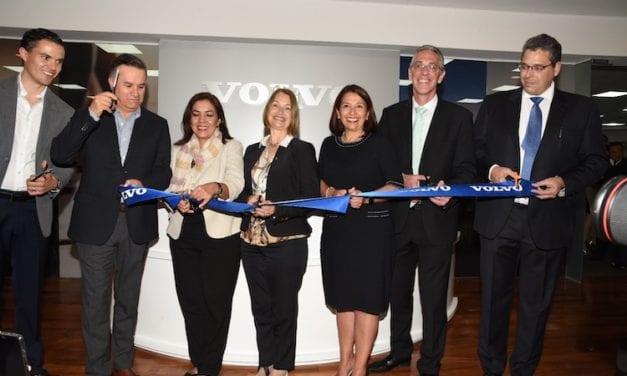 Inaugura Grupo Volvo modernas oficinas