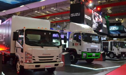 Isuzu apuesta por camiones sustentables
