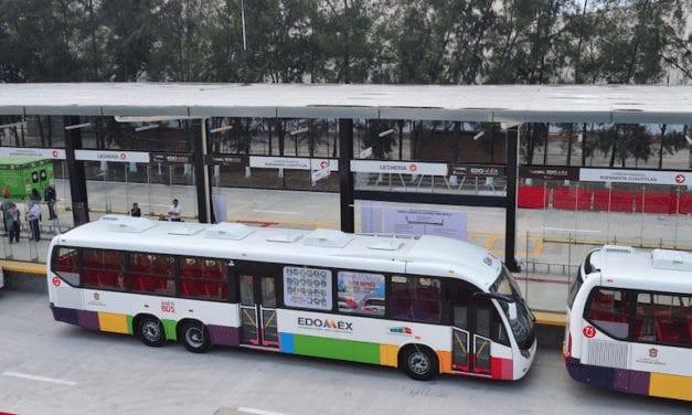 Así operará el transporte público en Edomex