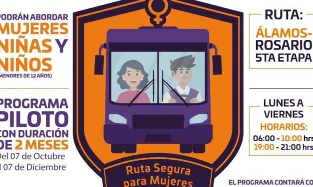 Ruta Segura en Oaxaca
