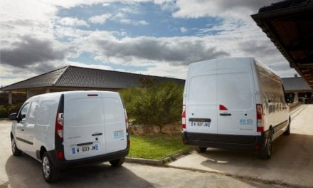 Renault introduce hidrógeno en Kangoo y Master