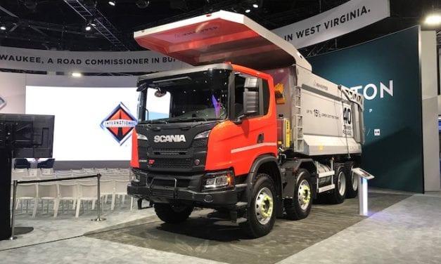 Scania y Navistar apuestan por mercado minero canadiense