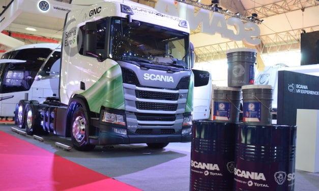 Scania exhibe tecnologías sustentables