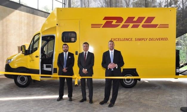 DHL Supply Chain lanza modelo de transporte para la última milla