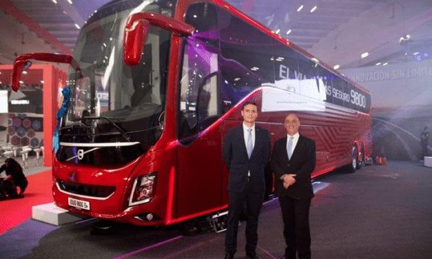 Volvo Buses avanza sin límites