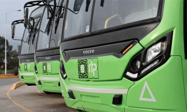 La CDMX rodará 200 autobuses Volvo en 2019