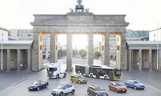 MAN y Scania fortalecen ganancias de Volkswagen