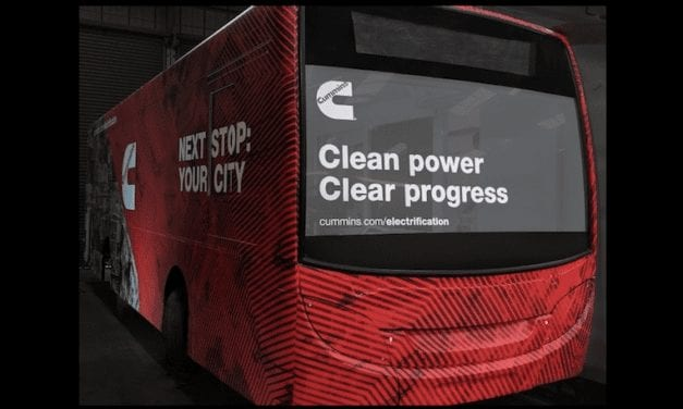 Presentará Cummins nuevo sistema eléctrico de batería