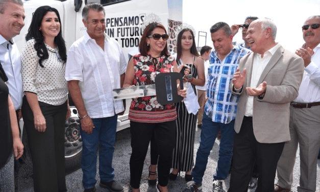 Máxima tecnología Volvo para Conalep Allende