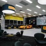 Pirelli inaugura 5ª tienda P Zero World