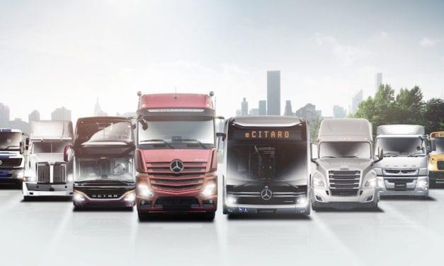 Daimler Truck AG, una nueva estructura corporativa