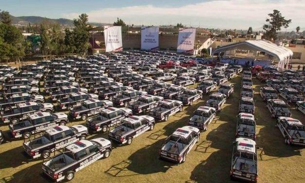 200 nuevas patrullas para Tlaxcala
