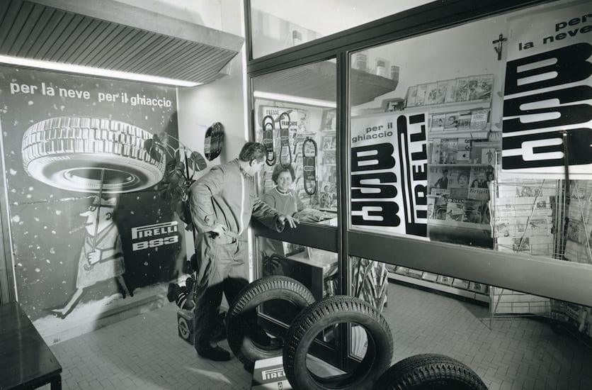 Cumple 60 años la llanta BS3 de Pirelli