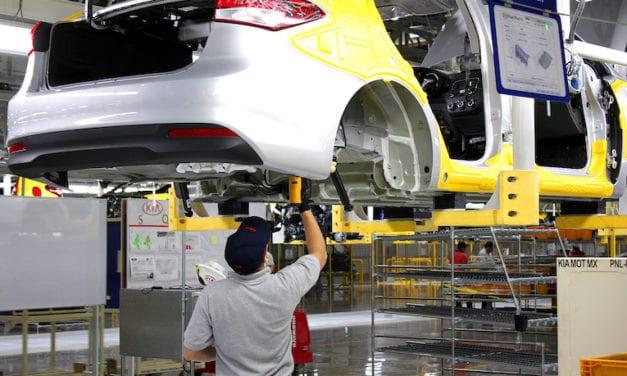 KIA avanza en sus objetivos de producción y ventas