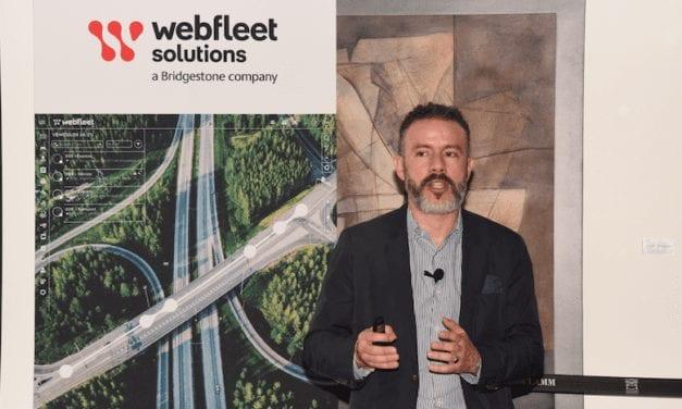 Webfleet Solutions va por la conectividad y gestión de flotas