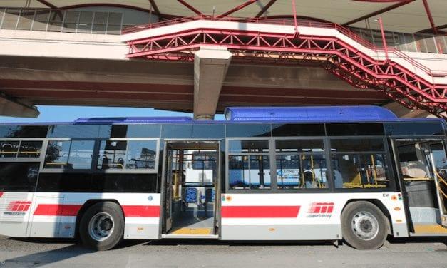 Arrancan operaciones nuevos autobuses de Transmetro