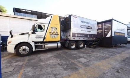 Continuará Postventa Freightliner su capacitación por todo el país