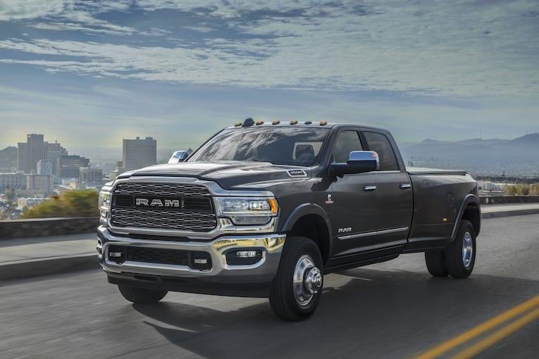 Ram Heavy Duty es Camión del Año 2020