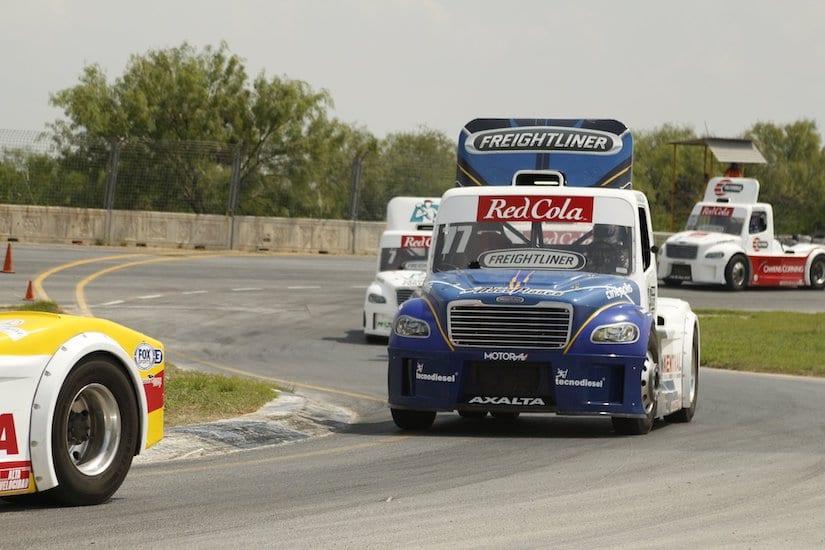 Anuncian la gran final de las carreras de los Freightliner