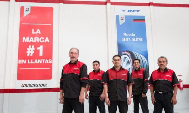 Ofrece Bridgestone capacitación constante