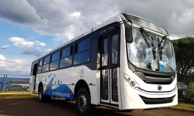 Destaca flota Volksbus en Cabo Verde