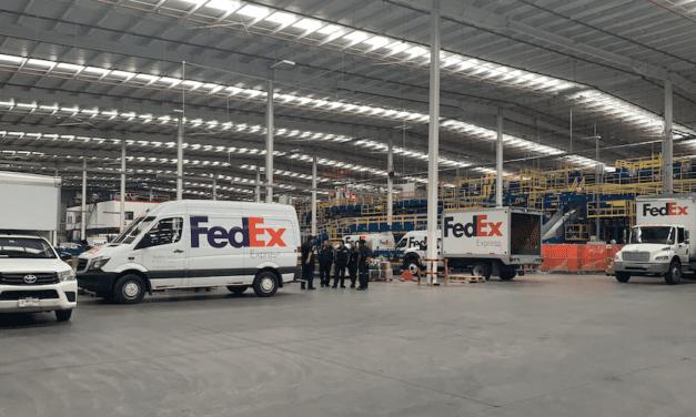 Crece capacidad FedEx para entregas navideñas