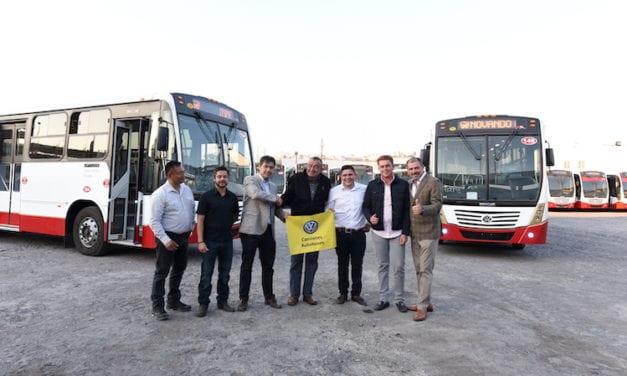 Confía Autotransportes Corregidora en Volksbus de VW