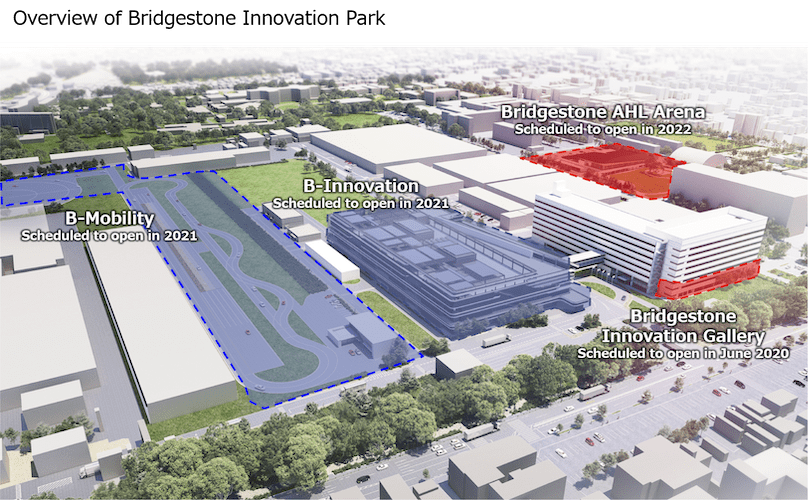 Tendrá Bridgestone nuevo Centro I+D