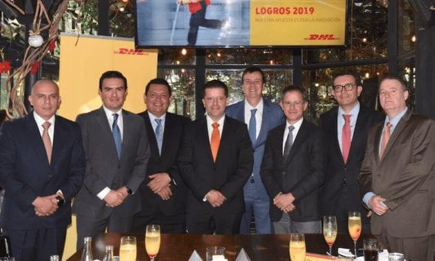 DHL reafirma expansión en México
