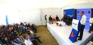 Inaugura Naturgy campo de prácticas de GN-Magazzine del Transporte