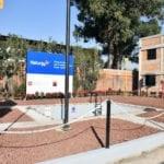 Inaugura Naturgy campo de prácticas de GN