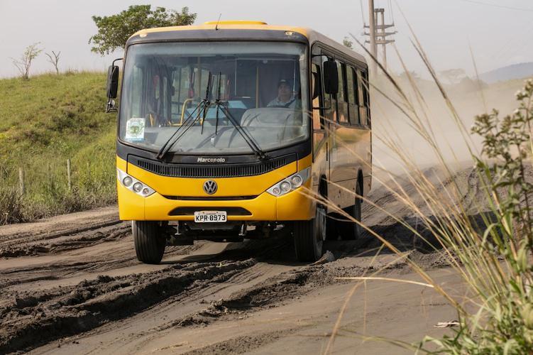 Aumenta presencia de VWCO en transporte escolar
