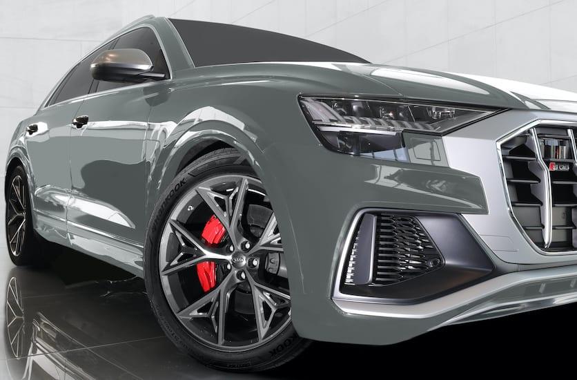 Selecciona Audi a Hankook para su nuevo SQ8 TDI