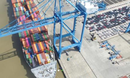 SSA México prepara terminal de combustibles