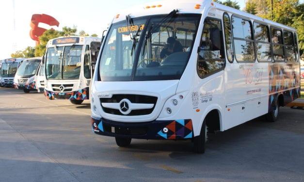 Operarán 70 nuevos autobuses Mercedes-Benz