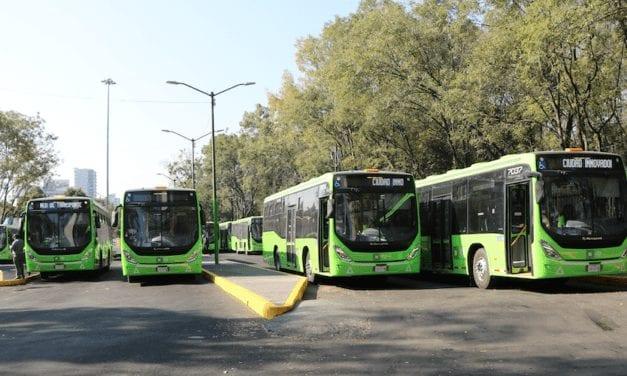 Estrena RTP 30 Volvo Buses Euro VI