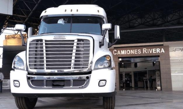 Distribuidores venden menos vehículos pesados