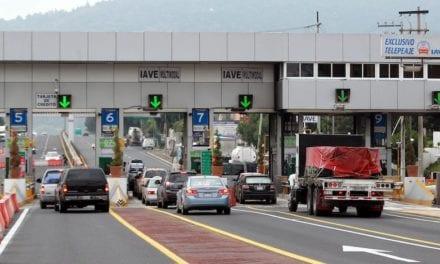 Capufe aumenta 3% tarifas en carreteras