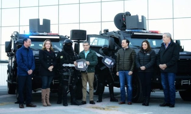 Nueva flota refuerza seguridad en Coahuila