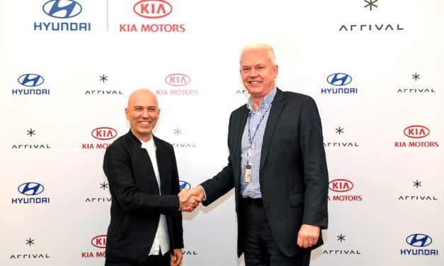 Hyundai y KIA van por vehículos comerciales eléctricos
