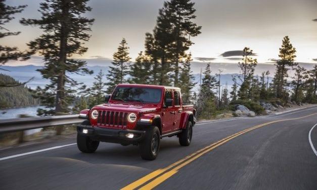 Jeep Gladiator Rubicon es nombrado Pickup del Año 2020