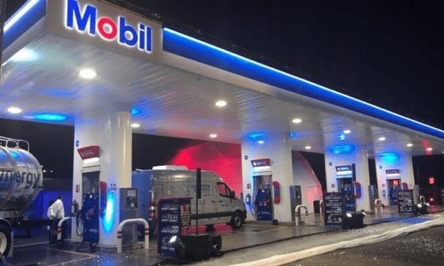 Abre ExxonMobil nueva estación de servicio en Puebla
