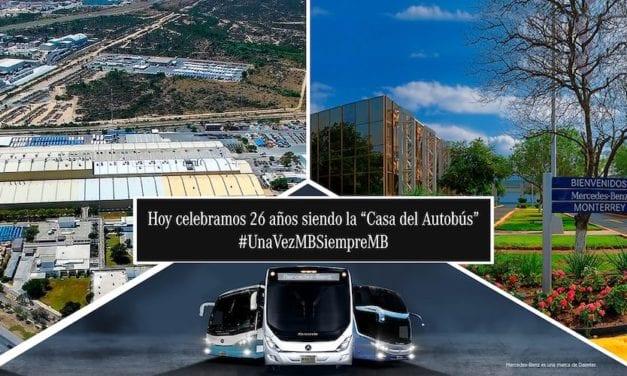 Mercedes-Benz Autobuses en la ruta de la excelencia