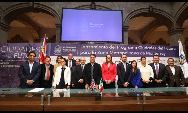 NL y  Reino Unido pactan programa Ciudades del Futuro