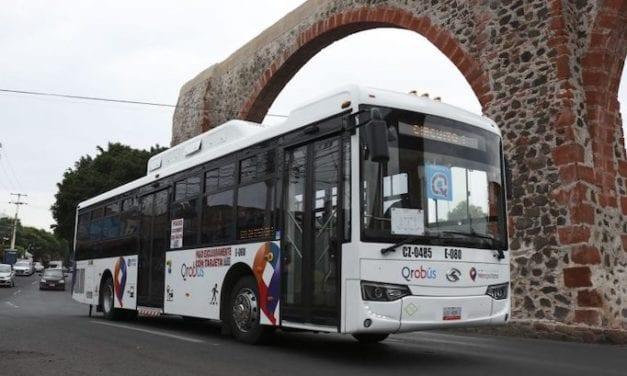 IQT va por transporte público sustentable